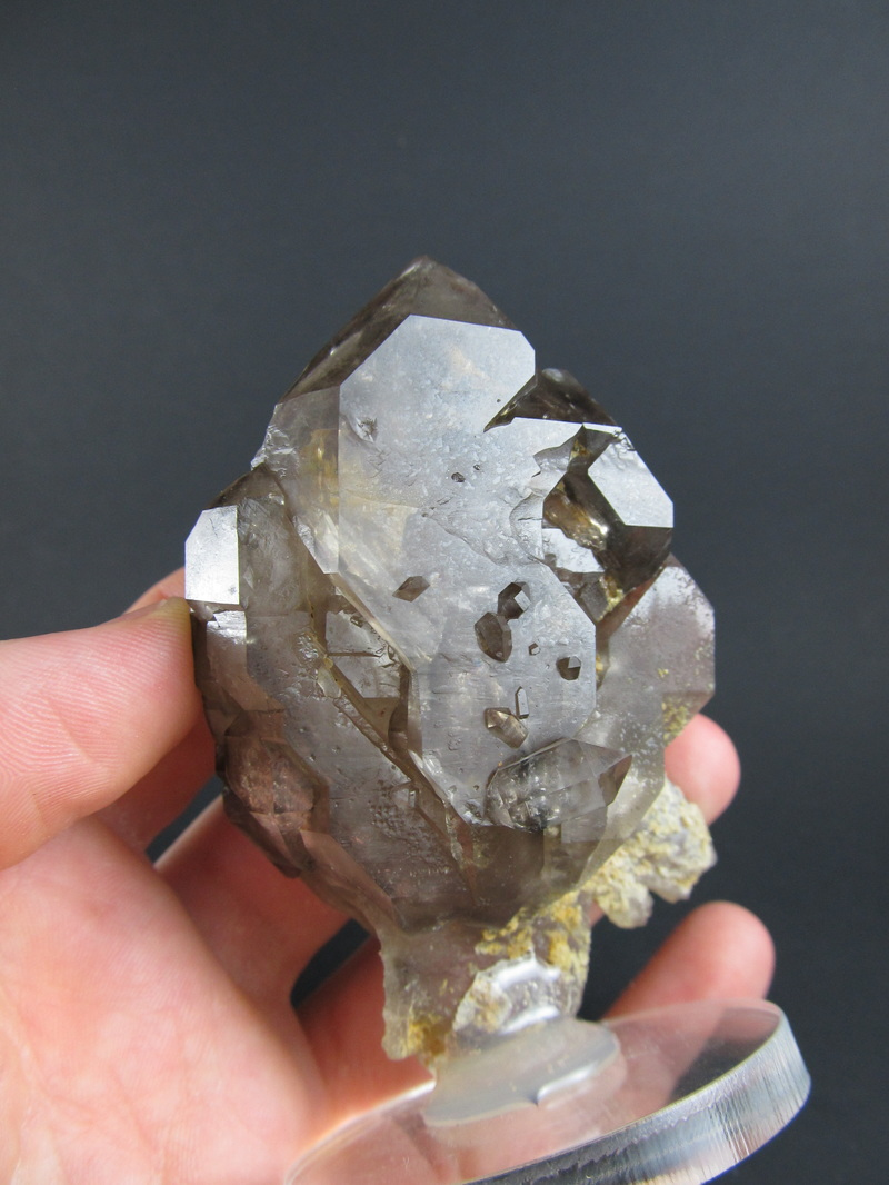 Elestial Quartz Scepter Hallelujah Junction
